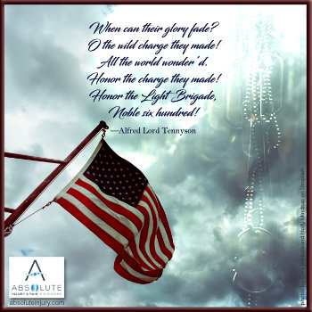 Happy Veterans Day 2019 from Absolute Injury and Pain Physicians